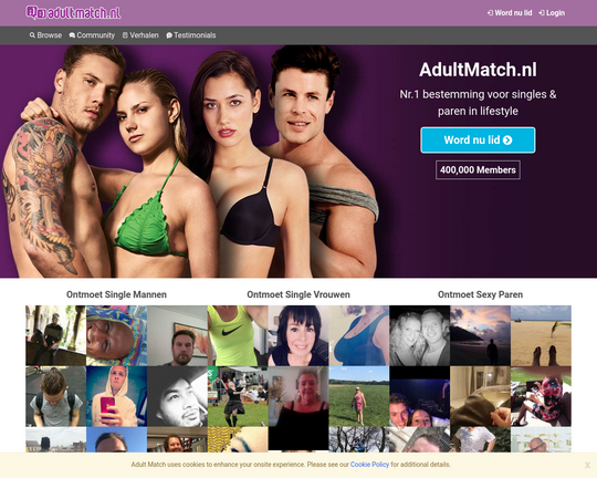 Adultmatch Logo