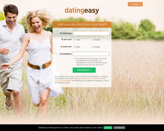 Datingeasy Logo