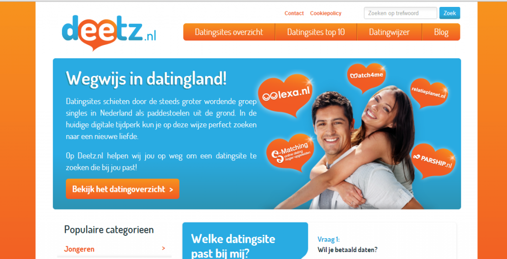 recensies datingsites