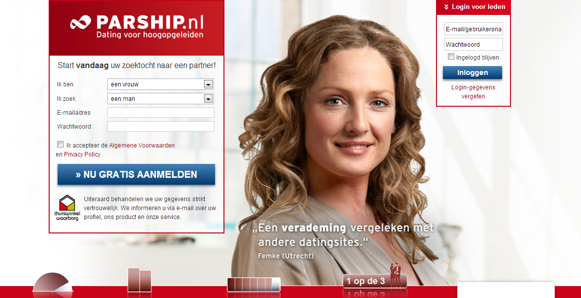 Kosten van datingsites