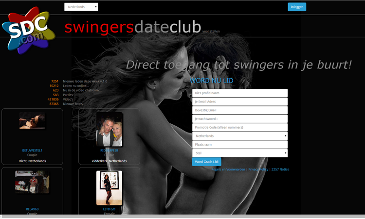 Swingers Date Club (SDC)