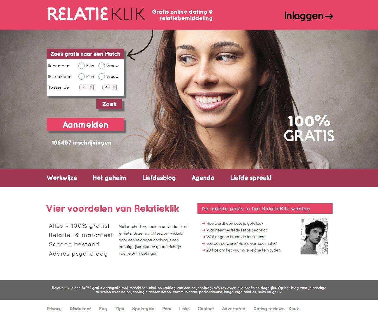 100 gratis dating site.com matchmaking værdi wow